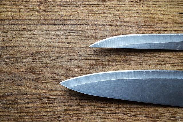 Comment aiguiser un couteau ?
